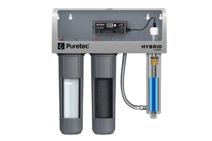 Puretec® Hybrid-G7 Whole House Treatment System
